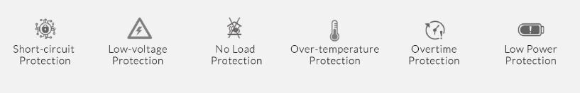 protections vaporesso SE