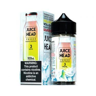 Juice Head Freeze pineapple grapefruit