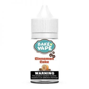 Bake N Vape - Cinnamon Cake