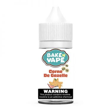 Bake N Vape - Corne de gazelle