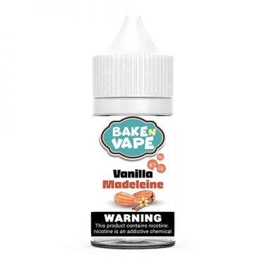 Bake N Vape - Vanilla Madeleine
