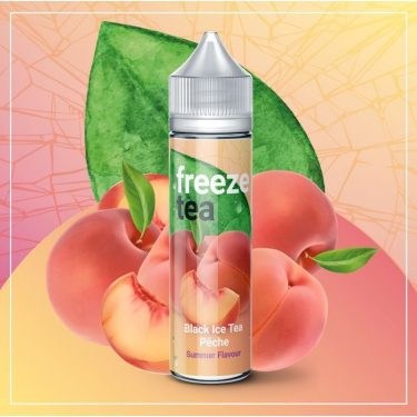 Freeze Tea – Pêche