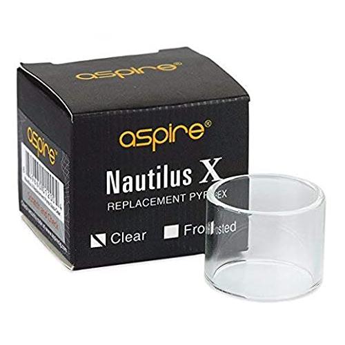 Verre de replacement Aspire Nautilus x