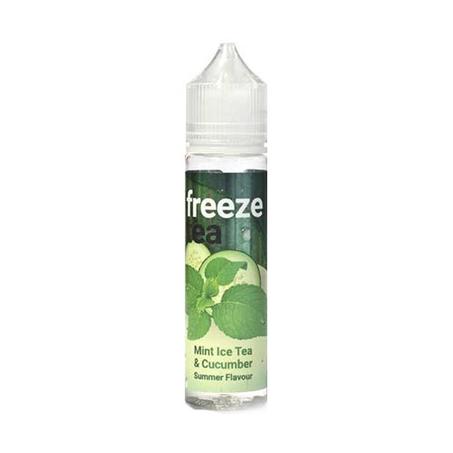 Freeze Tea - Mint Ice Tea Cucumber 50ml