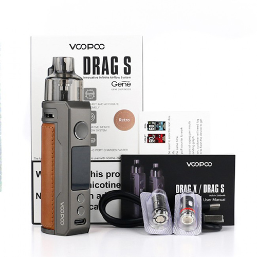 Kit Voopoo DRAG S