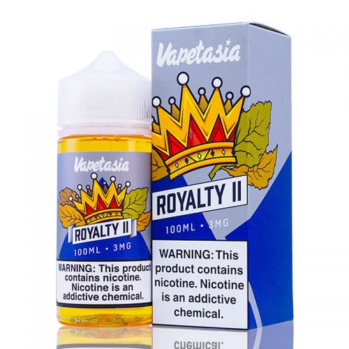 VAPETASIA – ROYALTY II 100ML