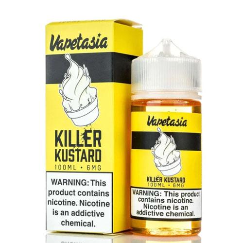 Vapetasia - Killer Kustard 100ml