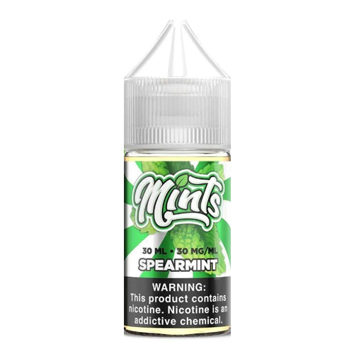 Eliquide mints spearmint