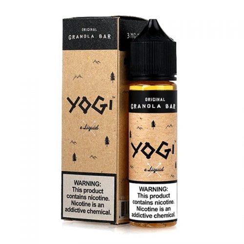 Yogi E-liquid - Original Granola 60ml