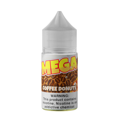 Mega Eliquid Coffee and donuts 30ml