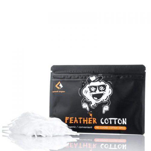 Coton Geekvape Feather Cotton